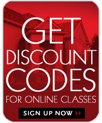 Get Discount Codes for ONline Classes